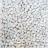Mármore Branco Paraná Puzzle