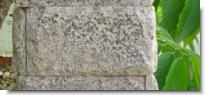 Pedra Bahia almofadada
